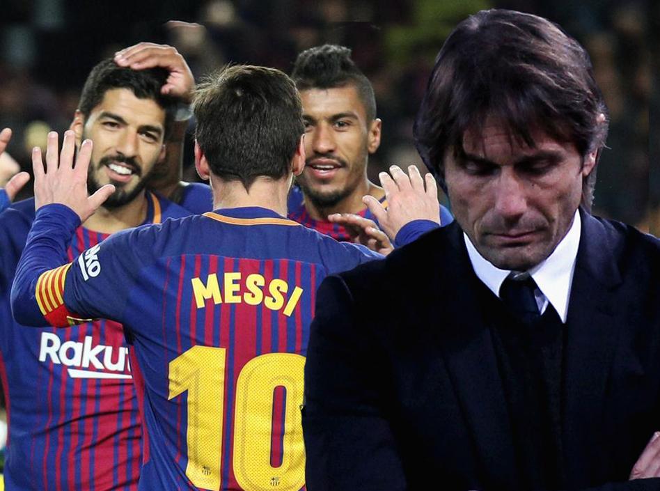 Barcelona – Chelsea: Kí ức trở lại và nỗi sợ mang tên UEFALONA