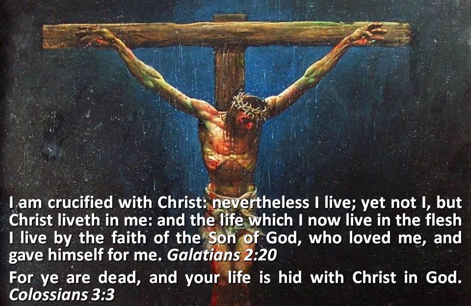 chúa Giêsu bị đóng đinh