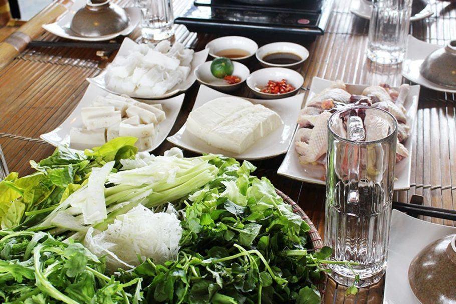 Nhà hàng Lã Vọng hồ Rộc Vòn 10