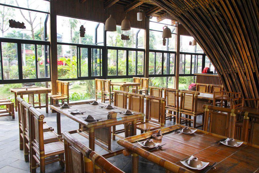 Nhà hàng Lã Vọng hồ Rộc Vòn 3