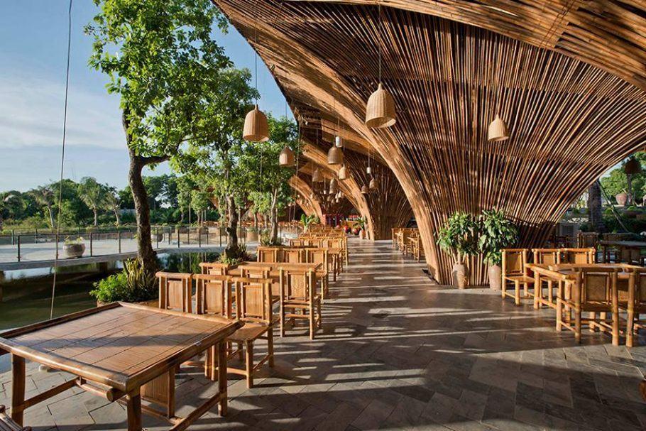 Nhà hàng Lã Vọng hồ Rộc Vòn 4