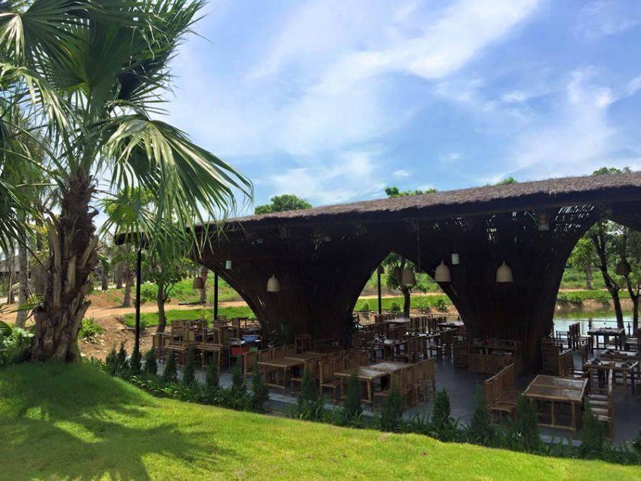 Nhà hàng Lã Vọng hồ Rộc Vòn