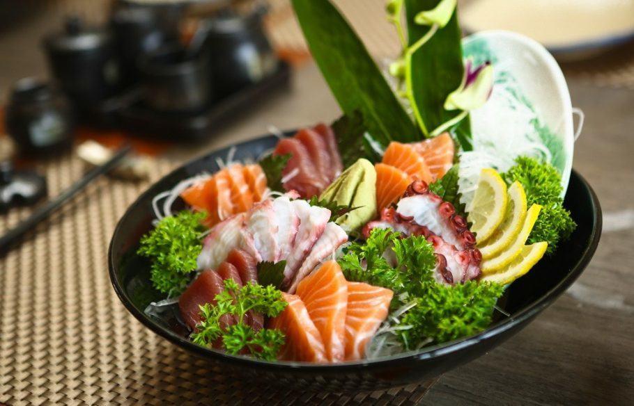 Nhà hàng Nhật Sashimi BBQ Garden 11