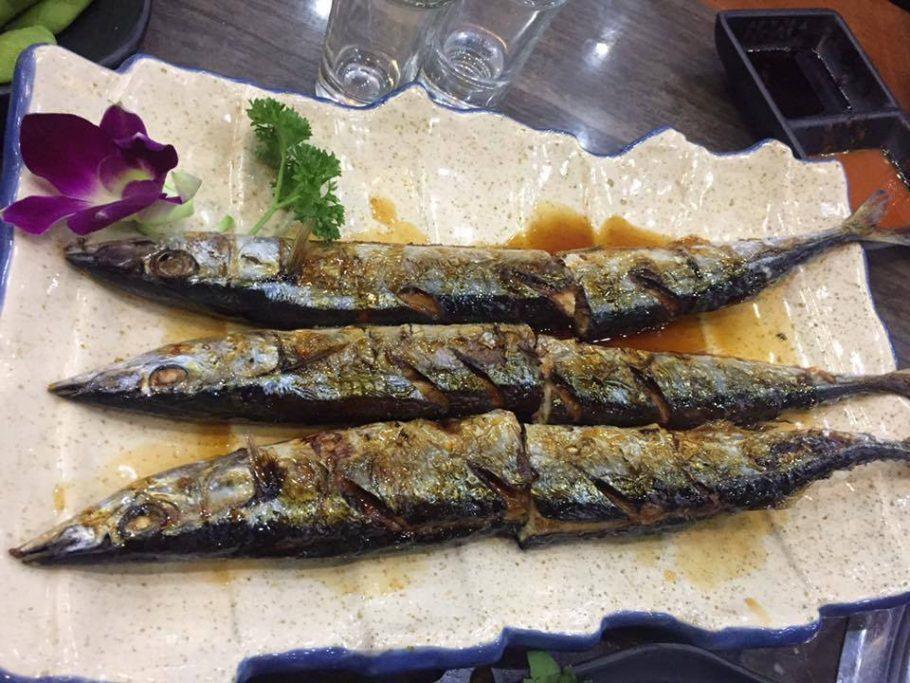 Nhà hàng Nhật Sashimi BBQ Garden 12