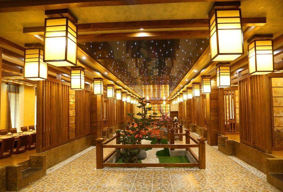 Nhà hàng Nhật Sashimi BBQ Garden 3