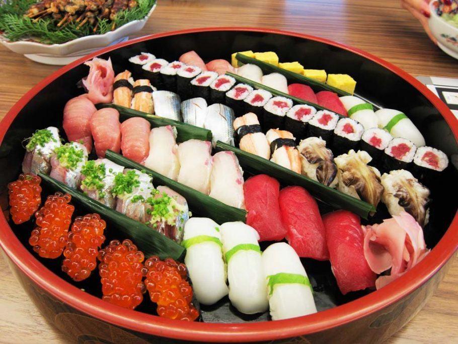 Nhà hàng Nhật Sashimi BBQ Garden 7