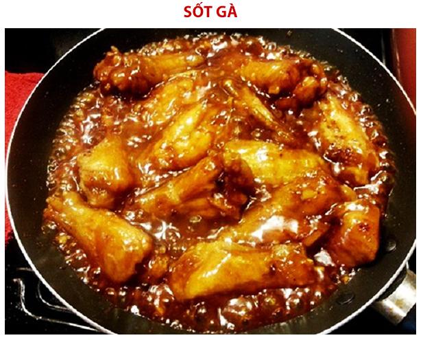 Cách làm món gà chiên mắm ngon xuýt xoa chảy nước miếng - Làm xốt gà